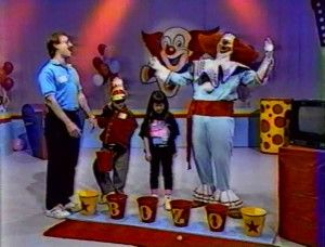 The Best Bozo The Clown Bucket Game Gif PNG