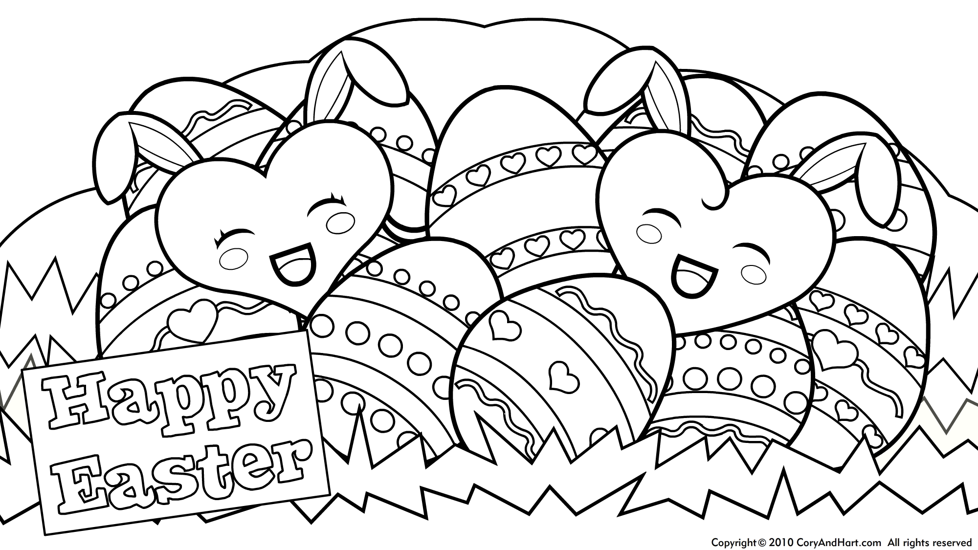 Easter Coloring Book Pages Pretty Giraffe Coloring Pages - Free ...