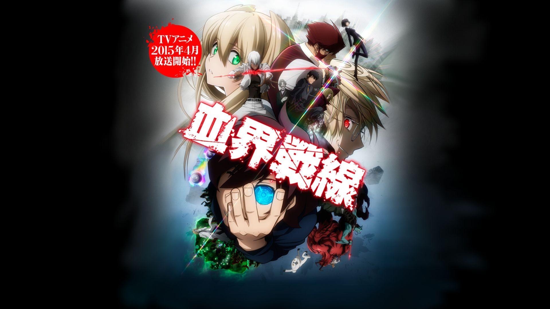 Blood Blockade Battlefront Kekkai Sensen HD Wallpaper