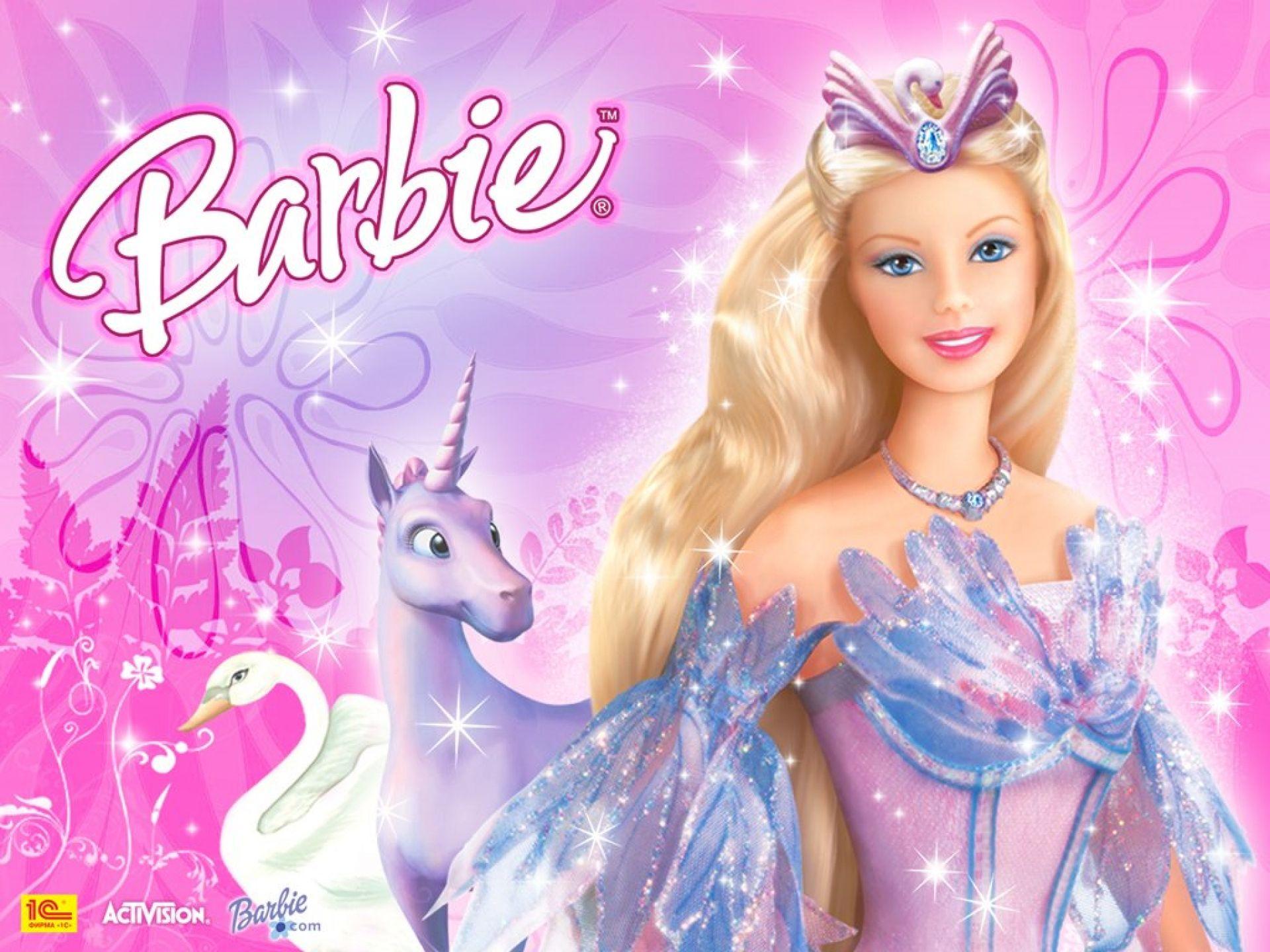 Barbie Cartoon Barbie and swan barbiemania barbie games