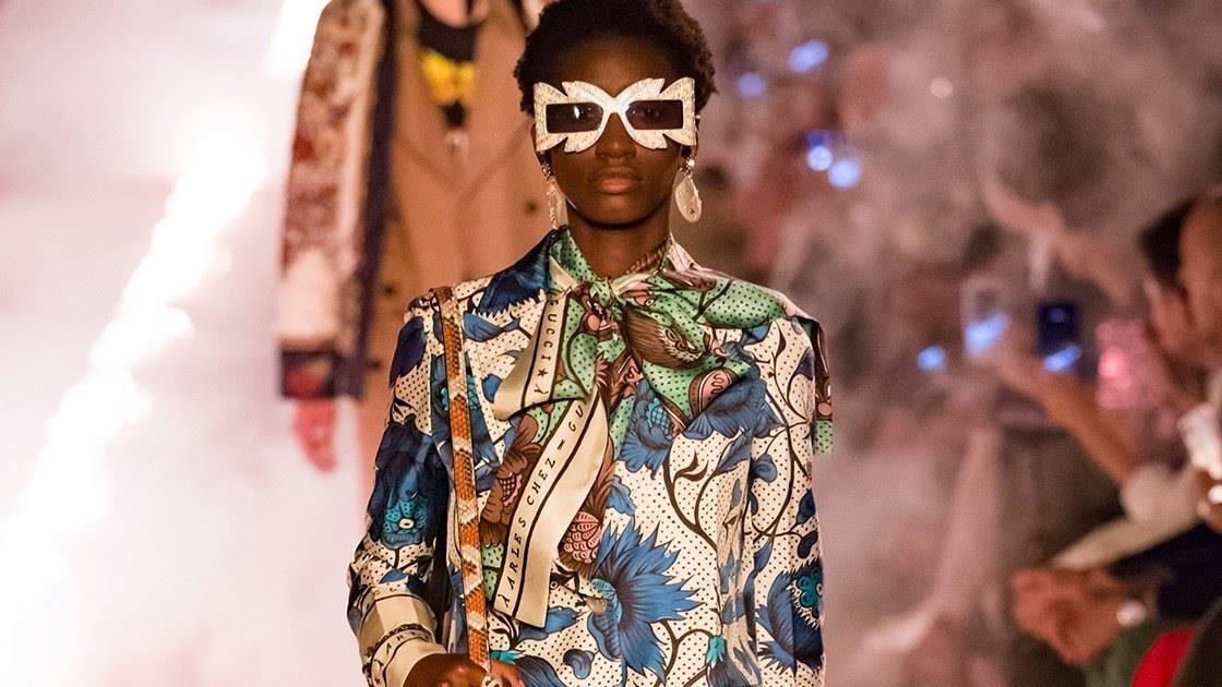 79177769a0c586 Meet Gucci's latest artist collaborator, À Paris Chez Antoinette Poisson.