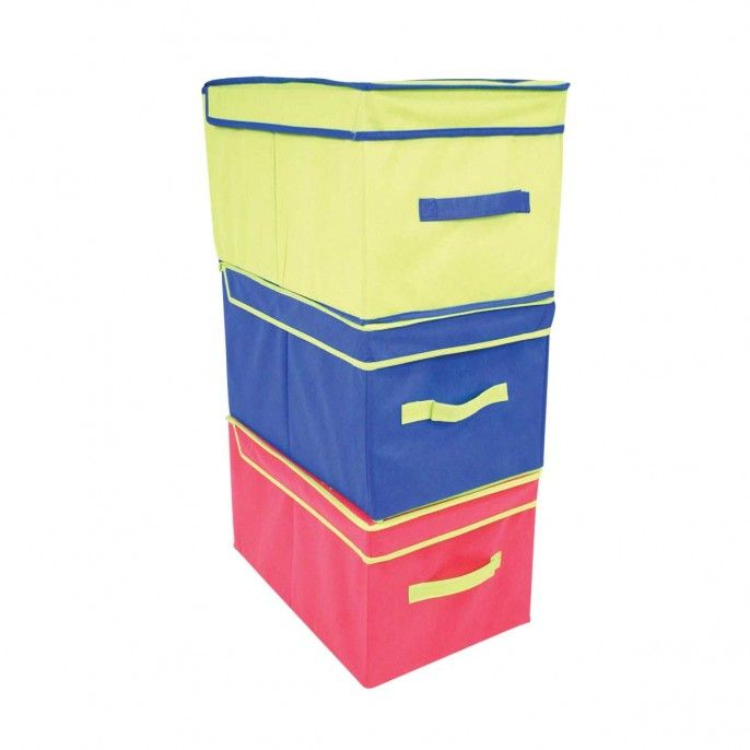 Box · Nonwoven Storage Box | Poundstretcher  sc 1 st  Pinterest & Nonwoven storage box | Storage boxes Storage ideas and Plastic storage