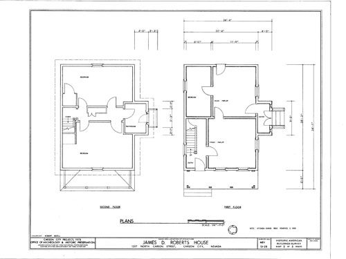 Carpenter Gothic Home Plan James D Roberts House Carson City Nevada Tudor Style Old English Houses Early American Homes Gothic House Victorian Style Homes