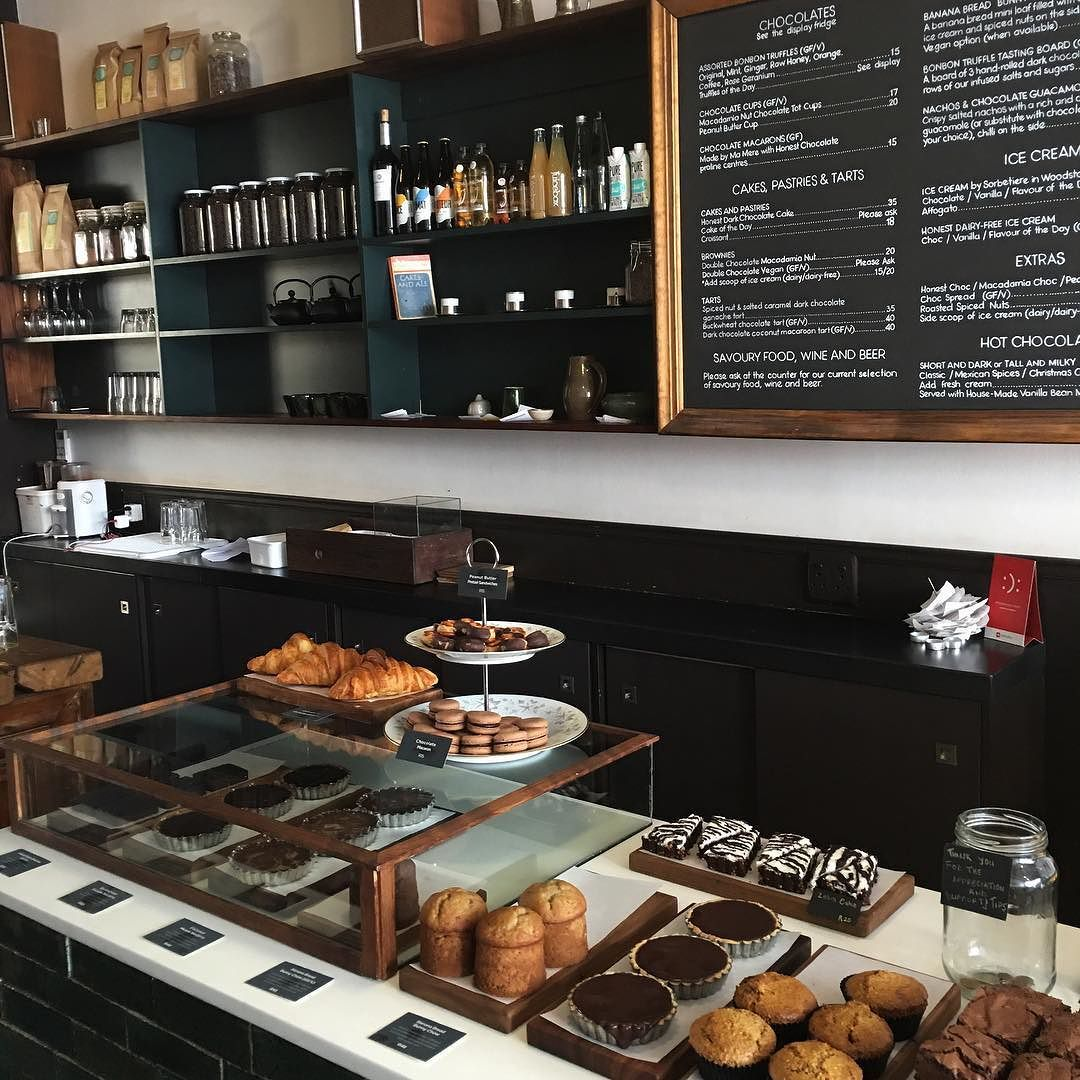 Debosweetparis On Instagram Honest Chocolate Honestchocolate Capetown Ailleursisbetter Coffee Shop Interior Design Coffee Shop Decor Sandwich Shops