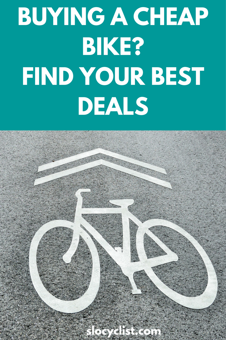 How To Buy A Road Bike On The Cheap Getting A Great Deal On Your