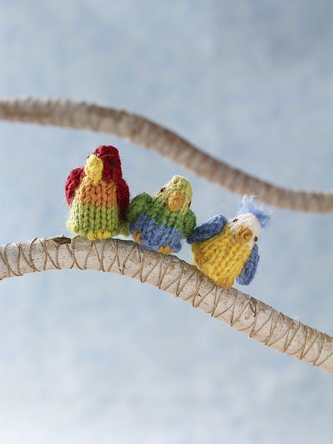 Parrot Free Knitting Pattern Pdf Format Click Download Here