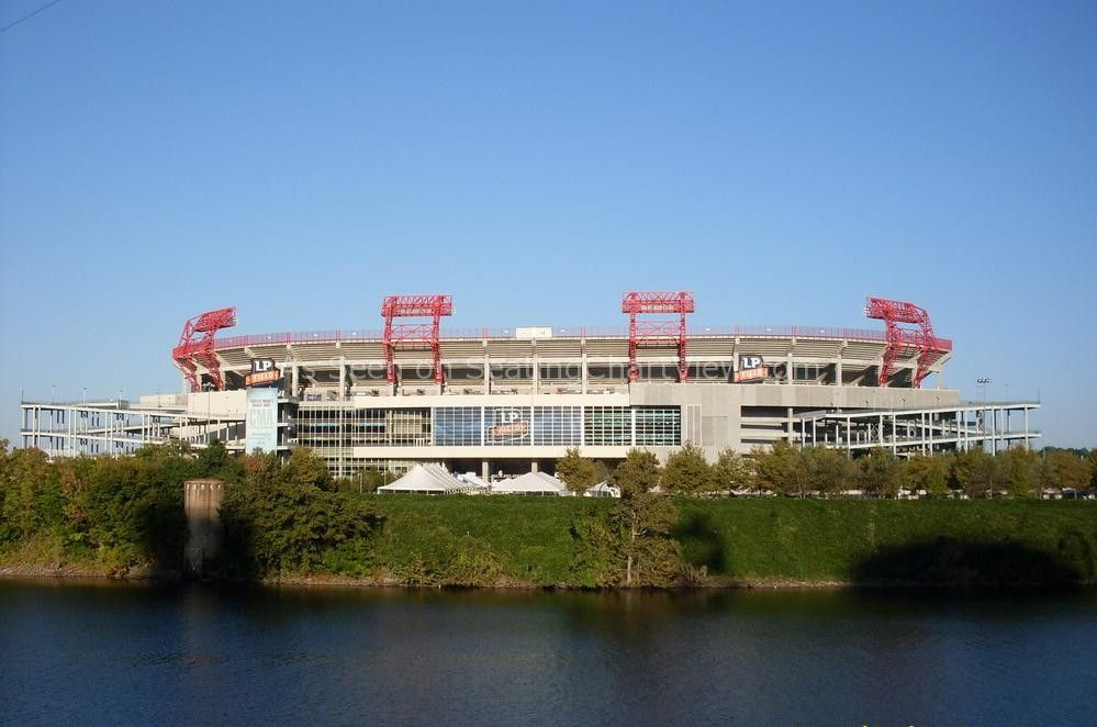 Lp Field Nashville Tn Seating Chart View Nashville Nissan Stadium Nfl Stadiums