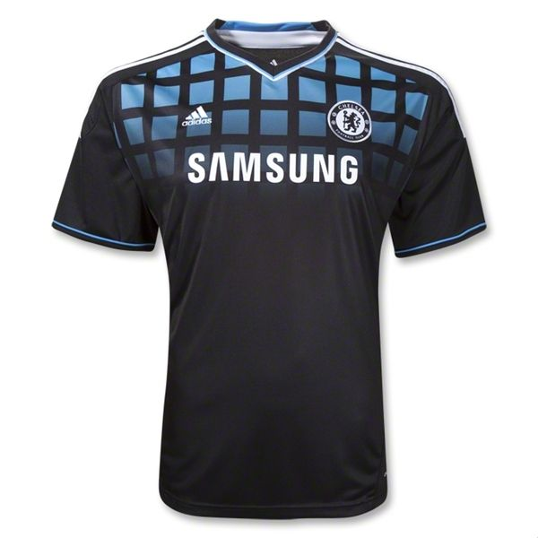 differently 2e811 18912 Chelsea 11 12 Away Soccer Jersey