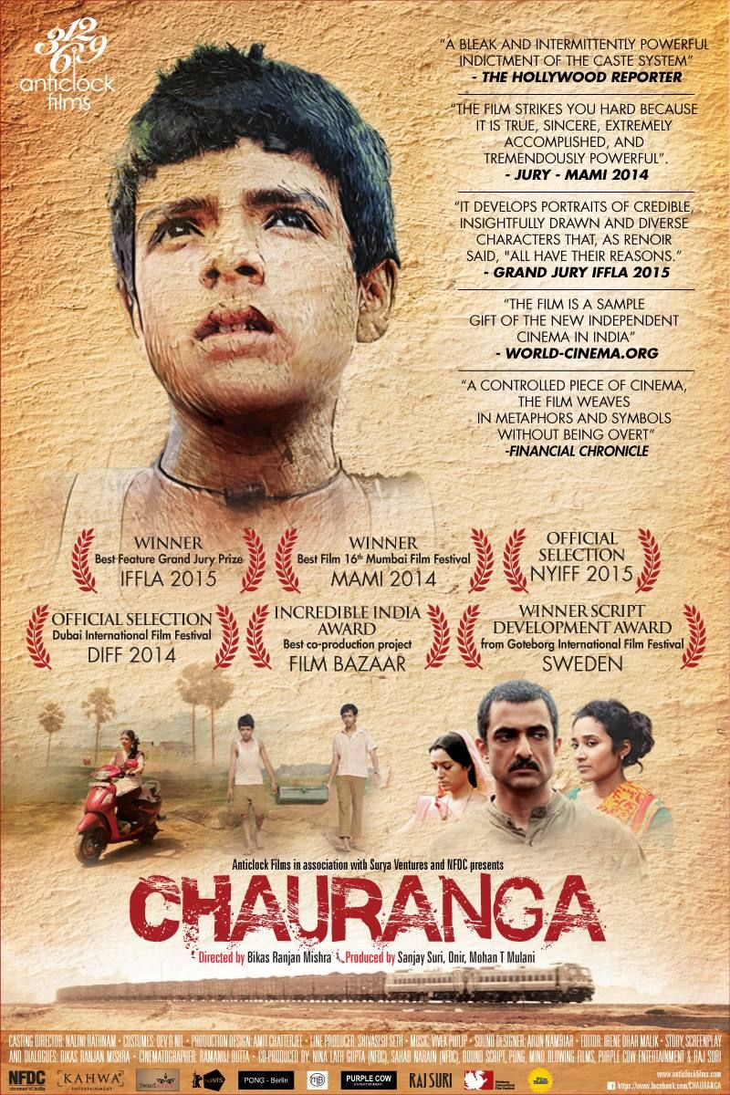 Chauranga is releasing this friday. Book your tix for