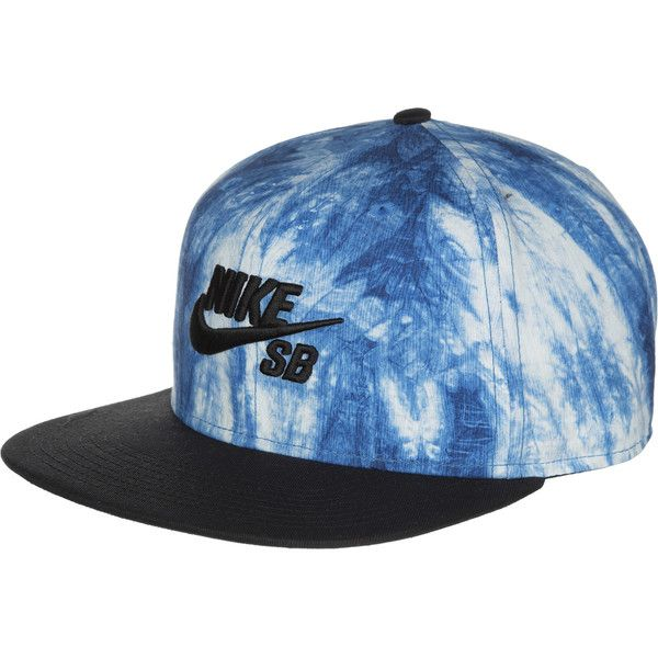 307cb8f998170 Nike SB Seasonal Snapback Hat ( 21) ❤ liked on Polyvore featuring  accessories