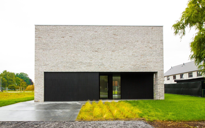 Portfolio Olivier Bricks Gevel Woning Architectuur Huis Moderne Gevels
