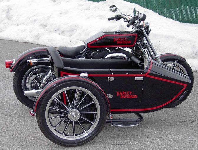 trans moto side car sporster transformation kit harley davidson sidecar pinterest. Black Bedroom Furniture Sets. Home Design Ideas