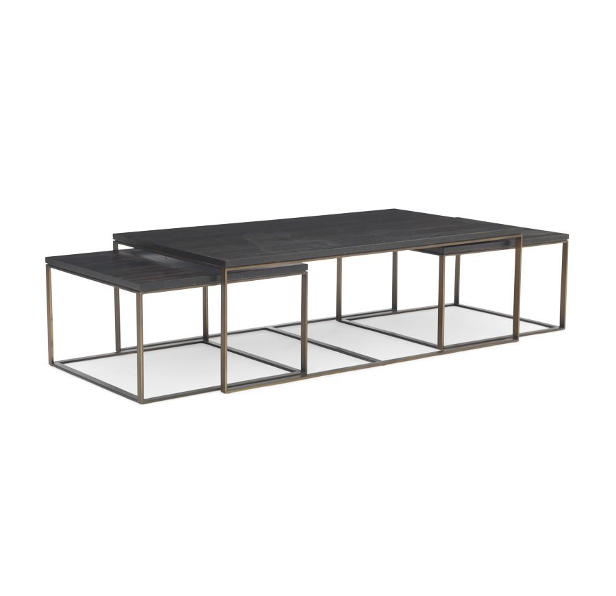 Allure nesting cocktail table available online and in for Allure coffee table