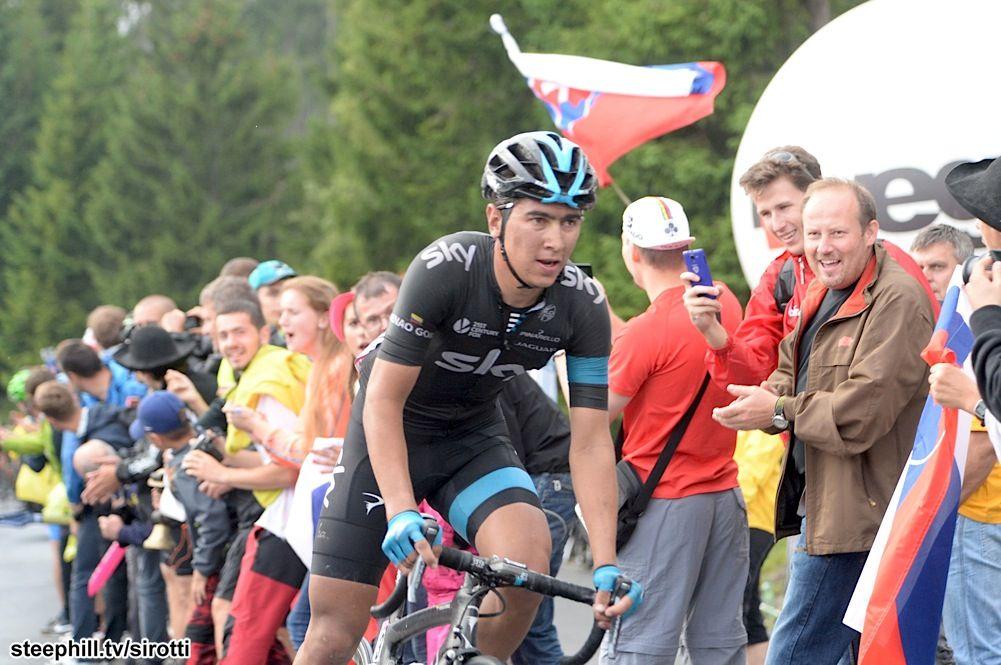 2014 tour-de-pologne photos stage-05 - Sebastian Henao (Team Sky)