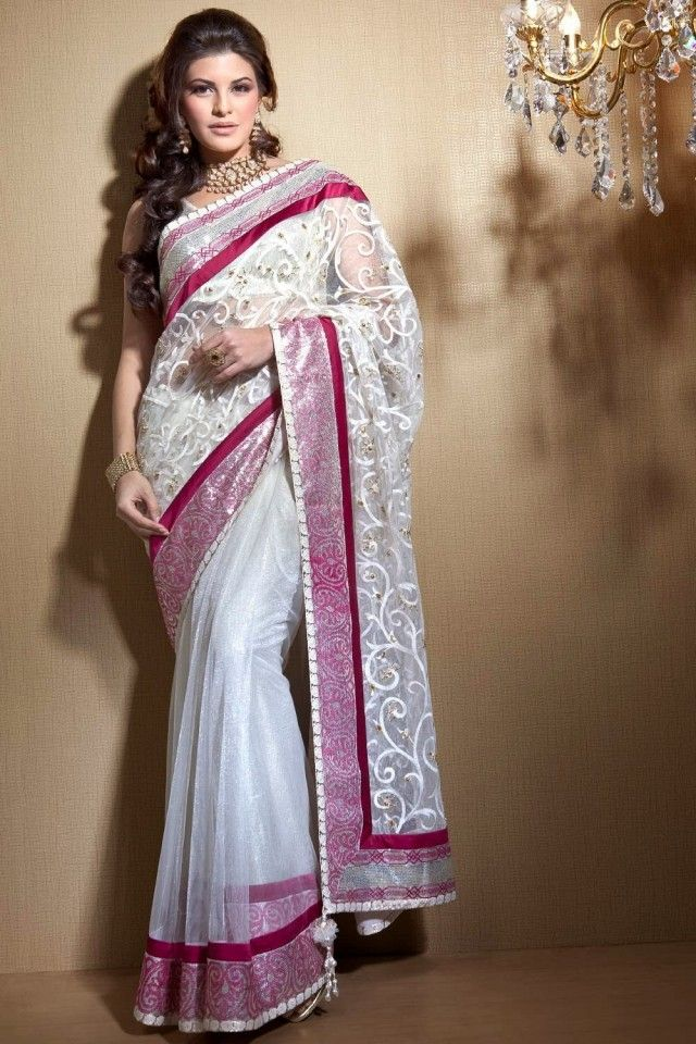 b68cbf48cf Bridal-Wedding-Formal-Casual-Party-Wear-Sarees-Dress-New-Fashion-Sari-for- Brides-by-Designer-Satya1-Paul-1