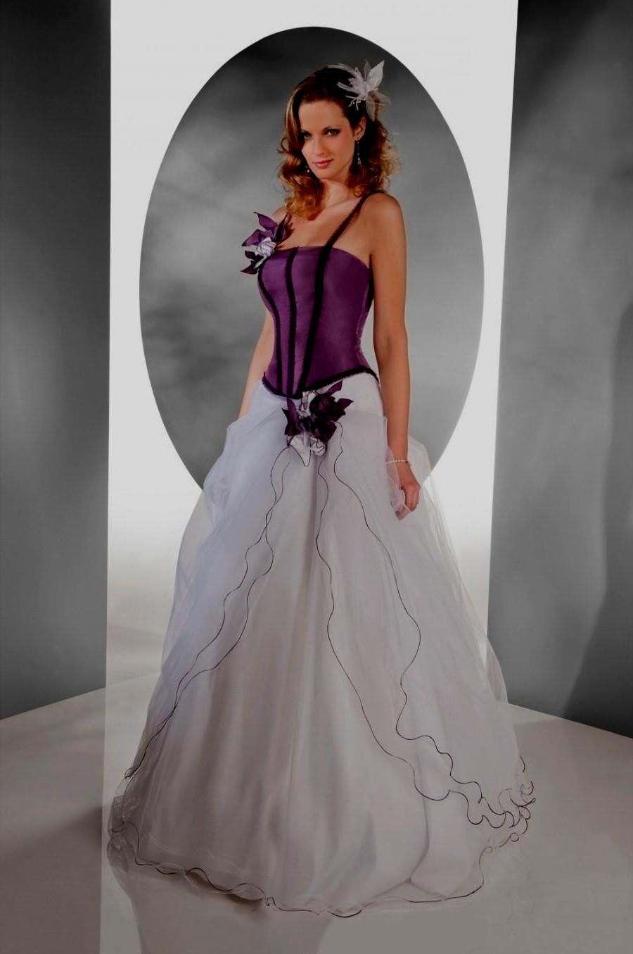Purple And White Wedding Dresses Best White Dresses 9018742 Jpg