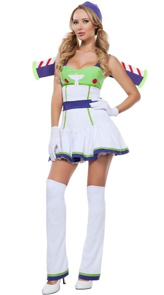 Buzz lightyear sexy costume