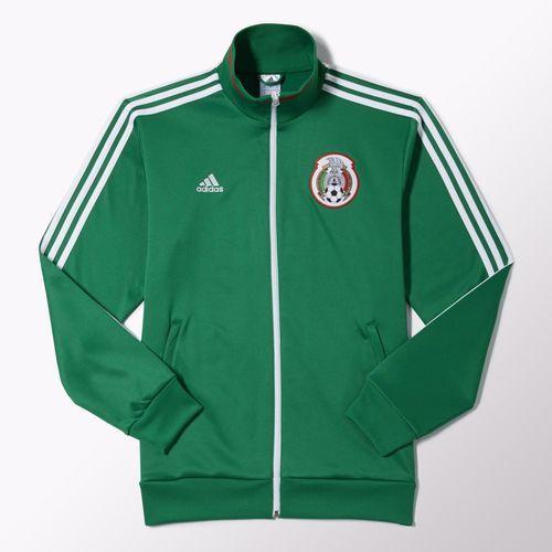 adidas - Chamarra Selección Mexicana de Fútbol 1e81467e39634
