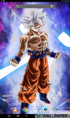 Goku Ultra Instinct Live Wallpaper App Store For Android Wallpaper App Store Livewallpap Goku Ultra Instinct Dragon Ball Wallpaper Iphone Live Wallpapers