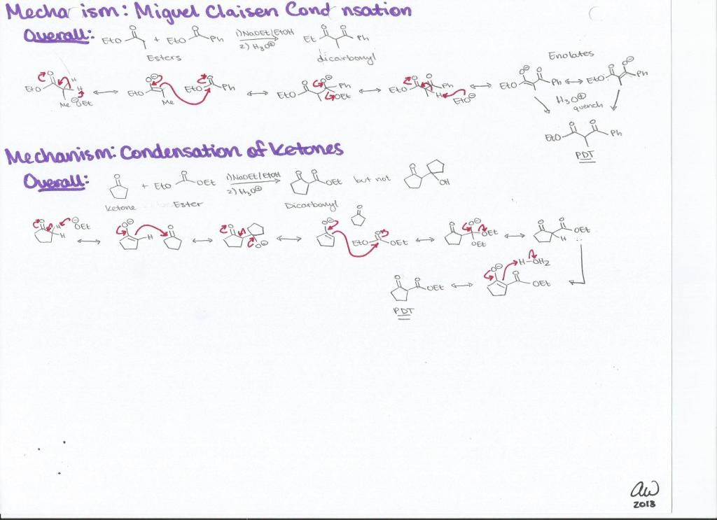 Photo of Organic Chemistry II Study Guides