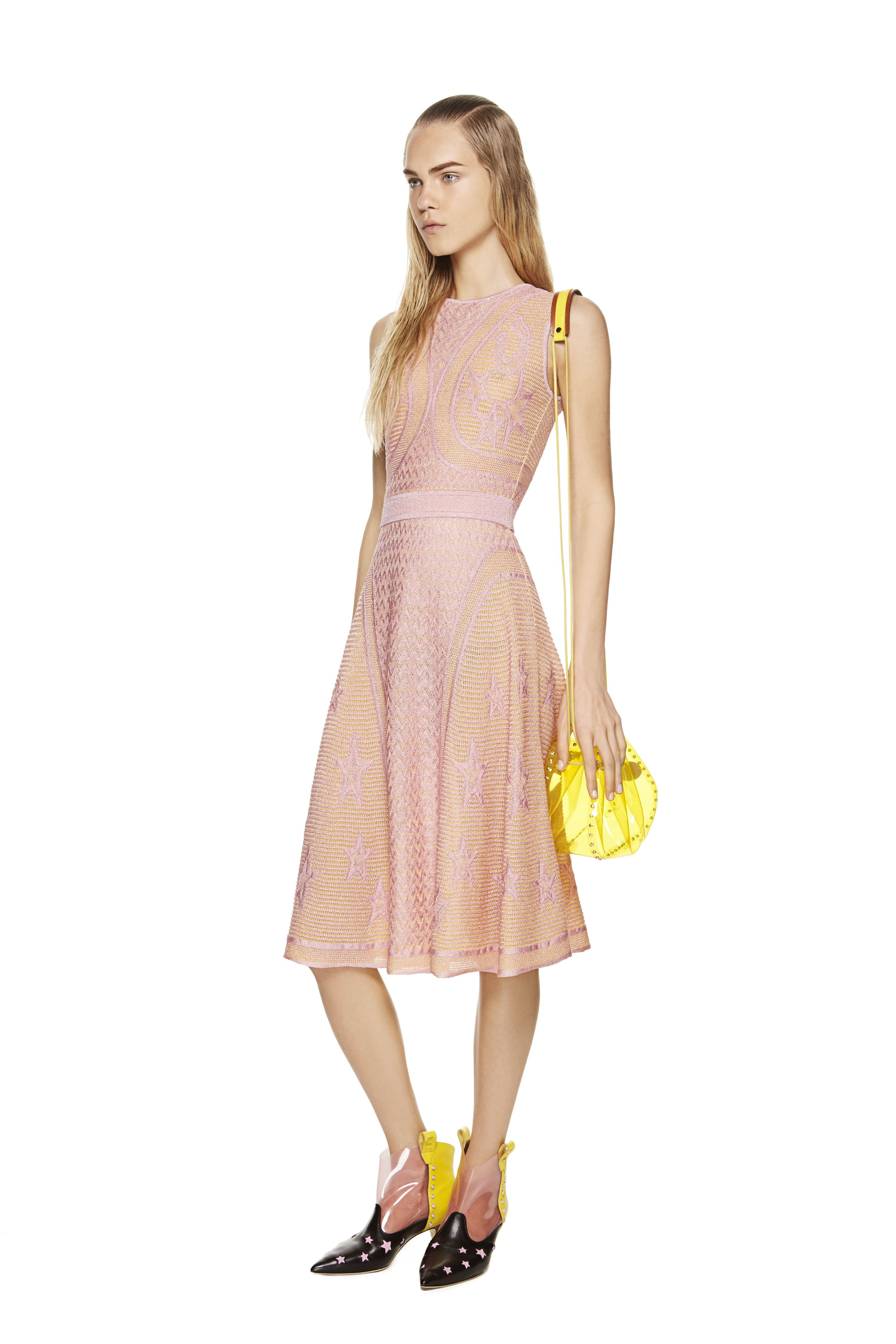 huge selection of 09468 7f46b M-Missoni - ABITO ROSA IN LUREX | My wardrobe : knitwear ...