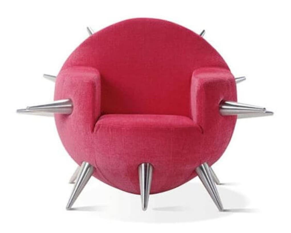 10 Cool Chairs That Will Look Awesome Anywhere  Funky chairs
