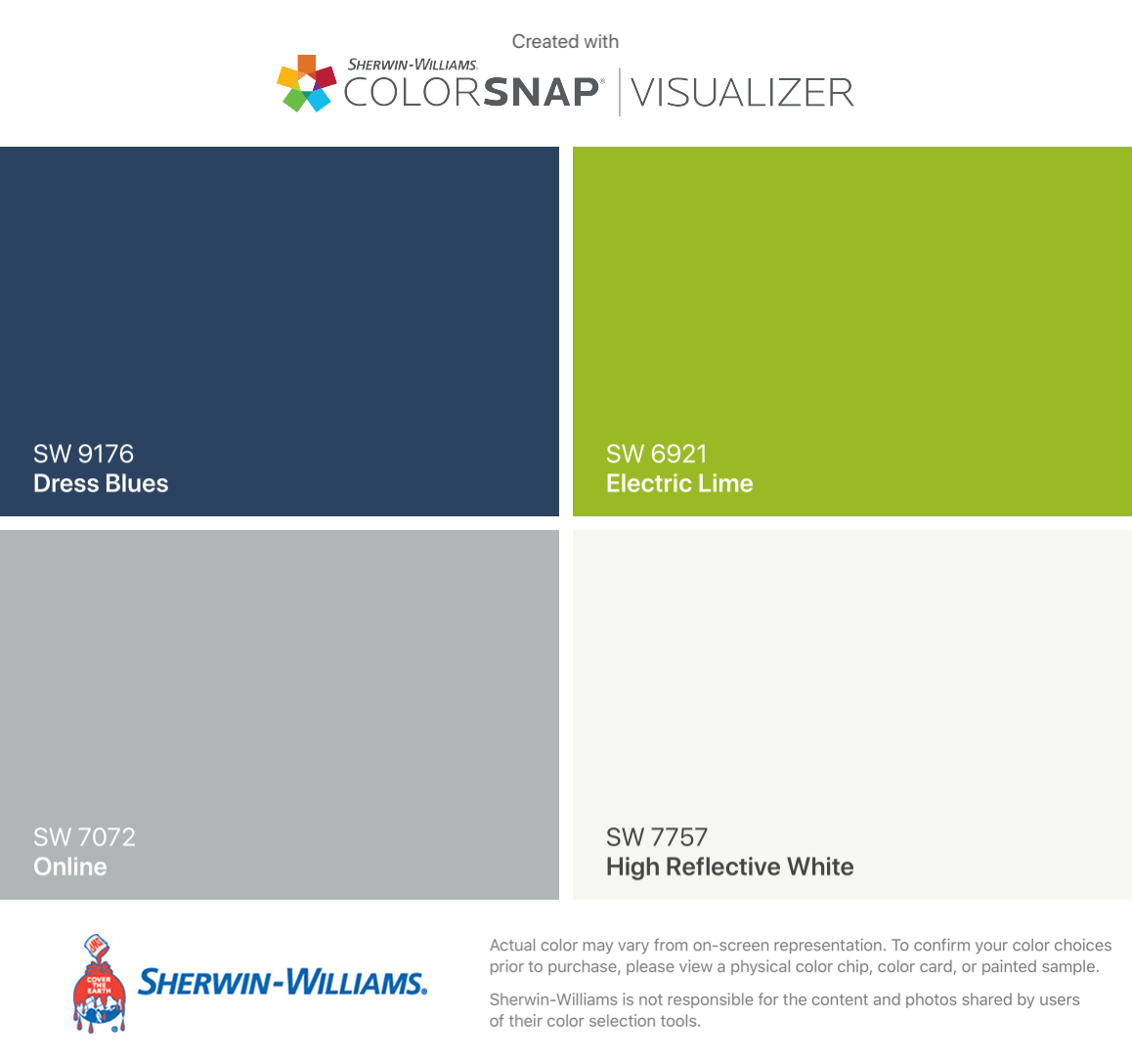 I Found These Colors With Colorsnap Visualizer For Iphone By Sherwin Williams Dress Blues Sw 9176 Online Sw 7072 Color Chip Sherwin Williams Color Card [ 1088 x 1158 Pixel ]