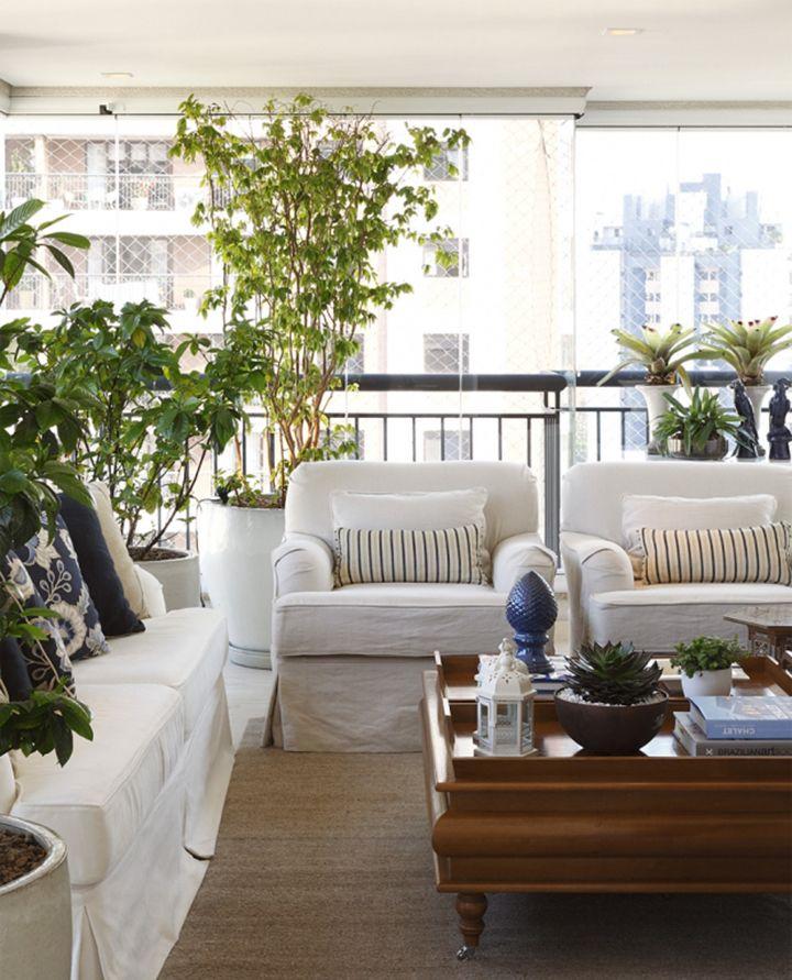 10 DICAS DE OURO PARA DECORAR VARANDAS Terrazas, Apartamentos y Casas - como decorar una terraza