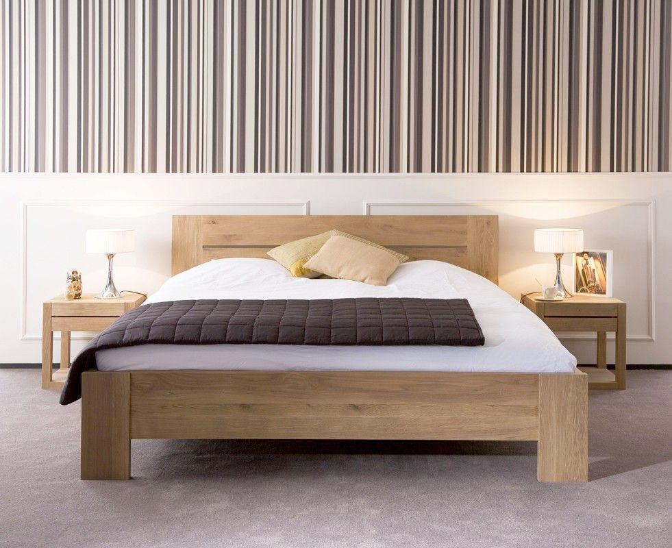 Cama Azur Roble | Pinterest | Camas, Dormitorio y Camas de madera