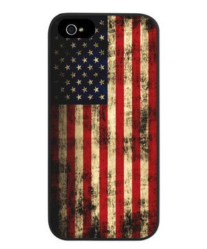 Vintage Usa Flag Case For Iphone 5s Zulily Wood Case Iphone Flag Cases Cool Iphone Cases