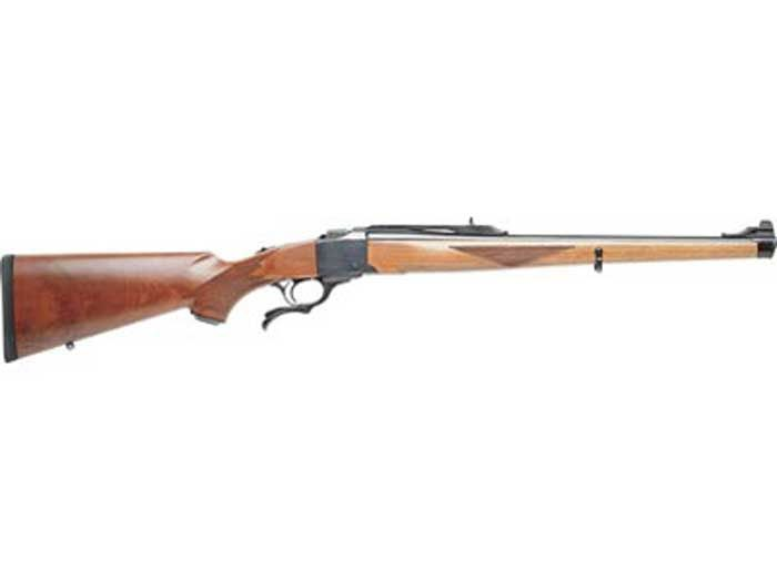 Ruger 1Rsi Single Shot Centerfire Rifle 30-06 20