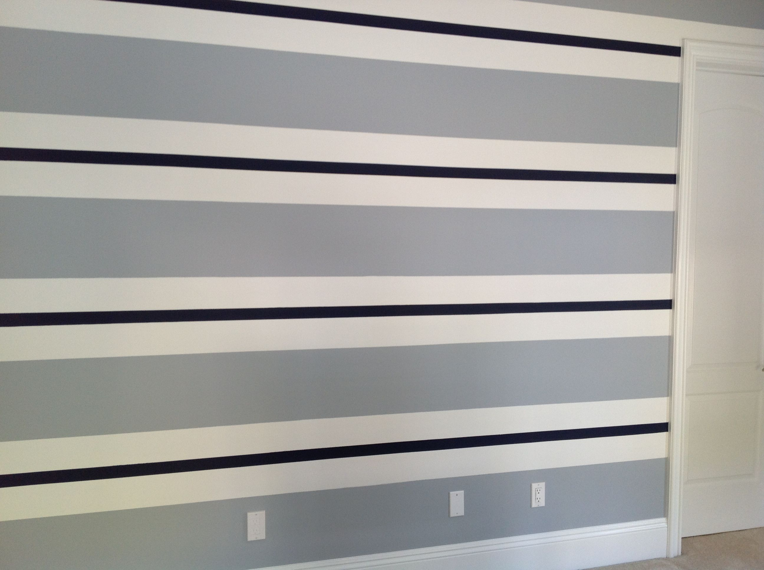 Horizontal Paint Stripe Ideas Bing Images Painting Stripes On