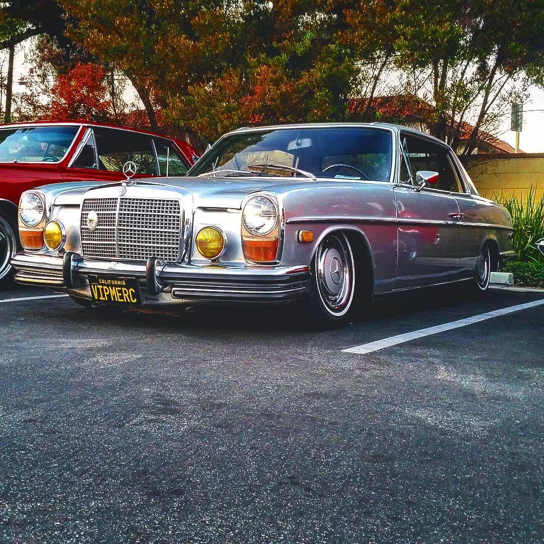 Mercedes W114 / W115 Mercedes Benz | Mercedes | Pinterest | Benz ...