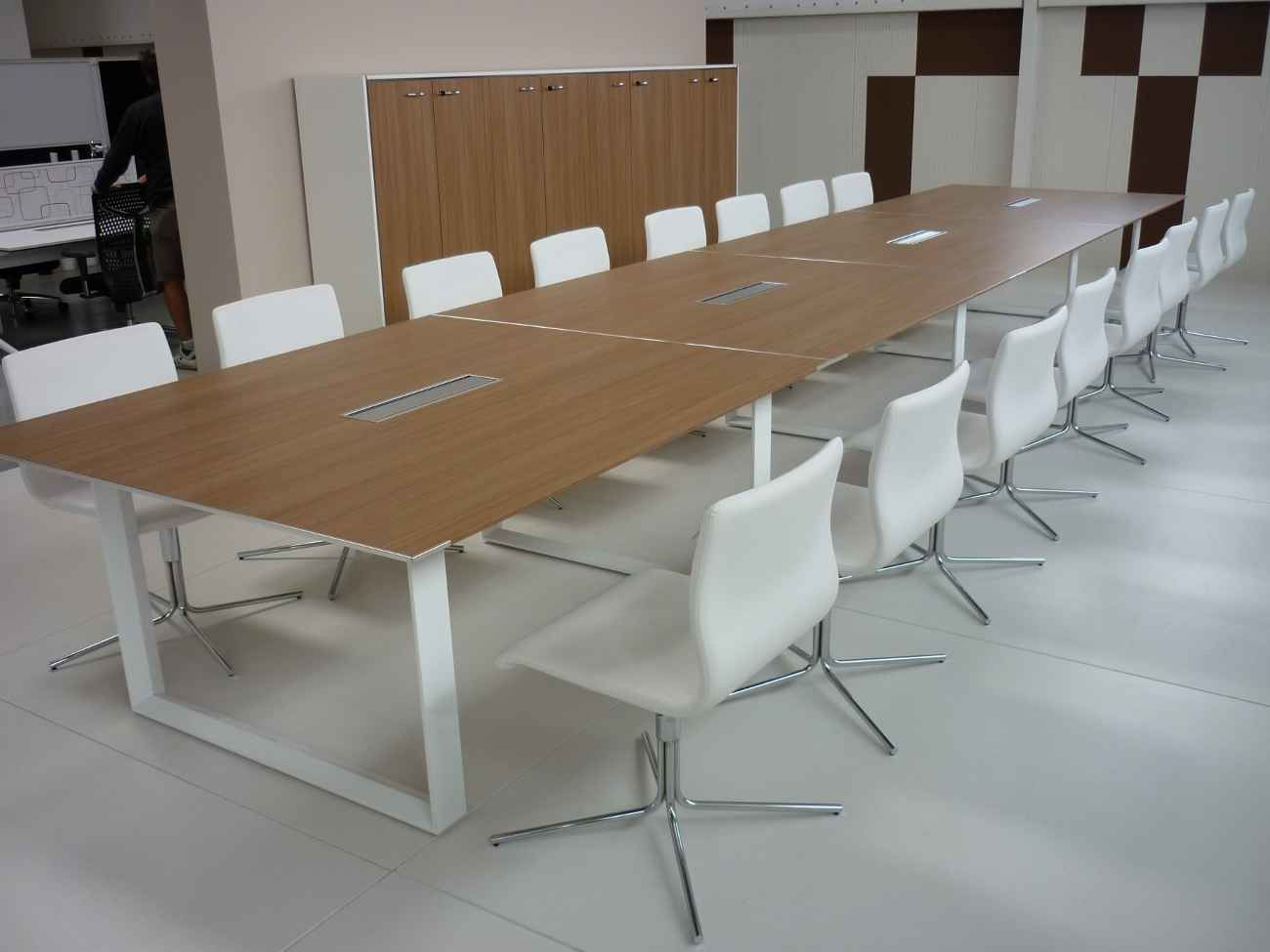 Modern Lease Office Furniture Meeting Desk And Chair Office