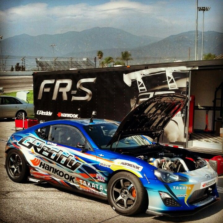Greddy Scion FRS race/drift car (With images) Drift