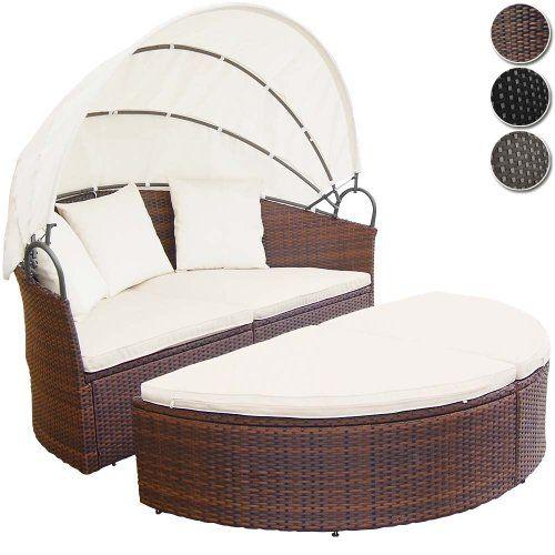 die besten 25 polyrattan lounge set ideen auf pinterest polyrattan polyrattan gartenm bel. Black Bedroom Furniture Sets. Home Design Ideas