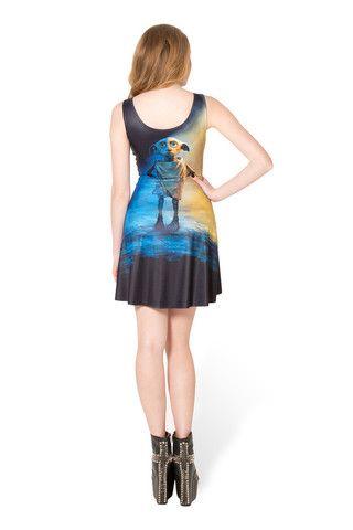 Dobby Play Dress - LIMITED - Black Milk Clothing