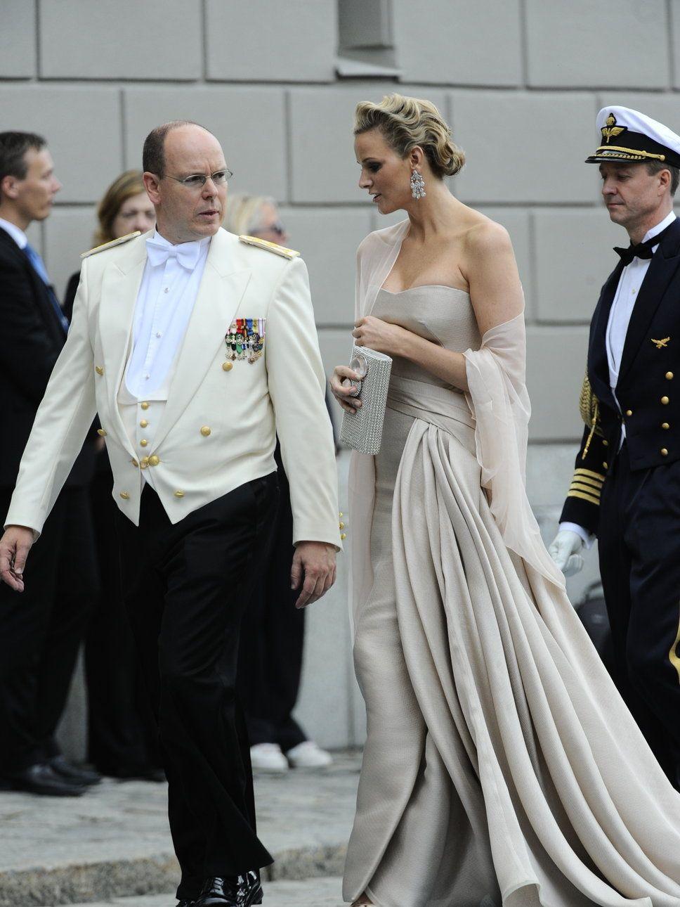 Prince Albert and Princess Charlene of Monaco | H.S.H. Charlene ...