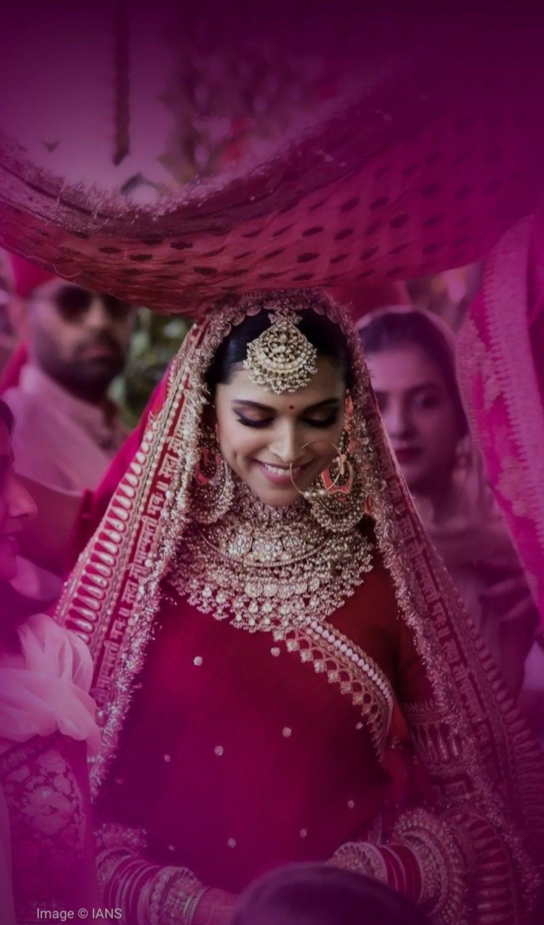 Pin by Shreya Kumar on Deepika padukone | Indian bridal ...