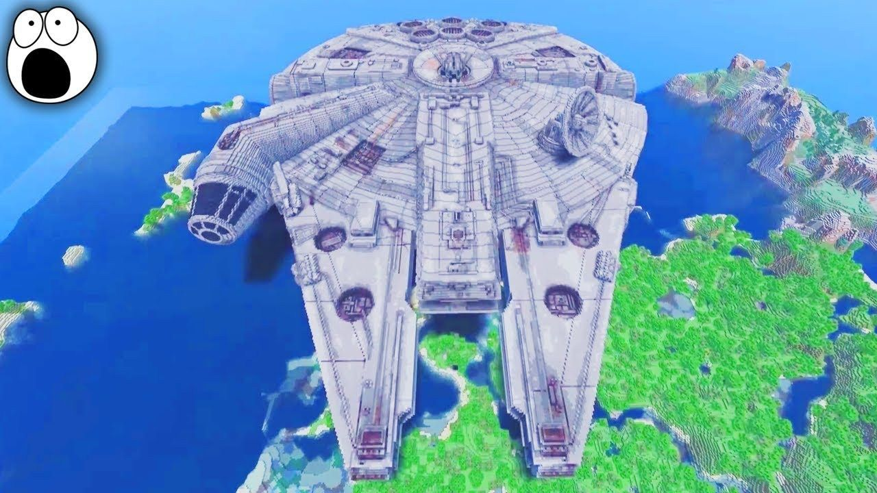 This video of awesome minecraft creations will surely give you