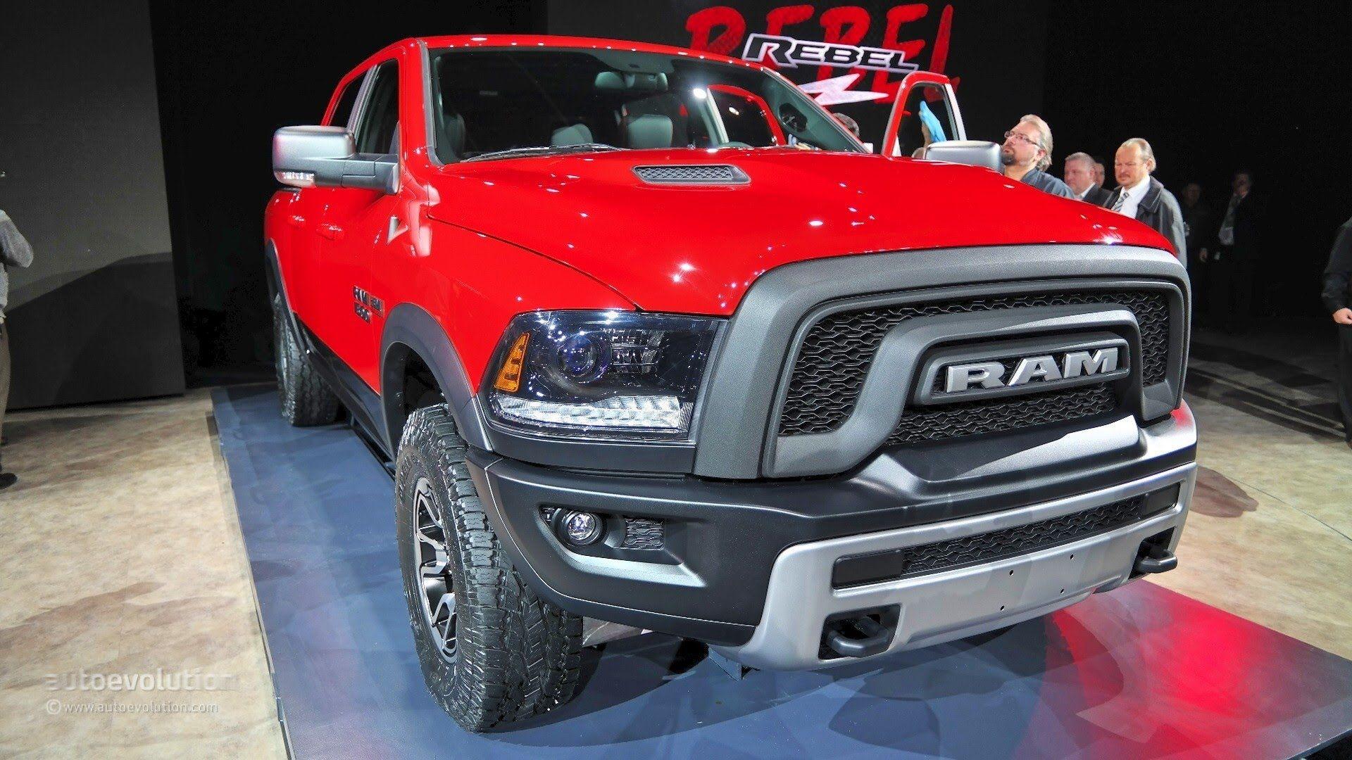 2015 ram 1500 rebel 2015 detroit auto show