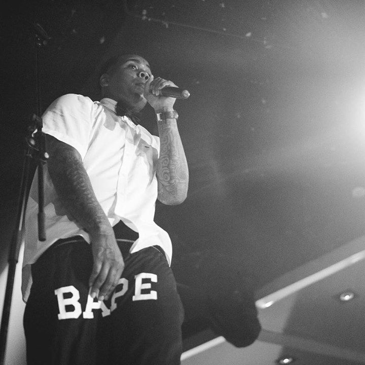 Kevin Gates If Anything I Weari Sayor Do Inspires You To Befeelor