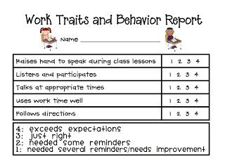 Sarah   first grade snippets inidual behavior chart freebies also general school pinterest rh