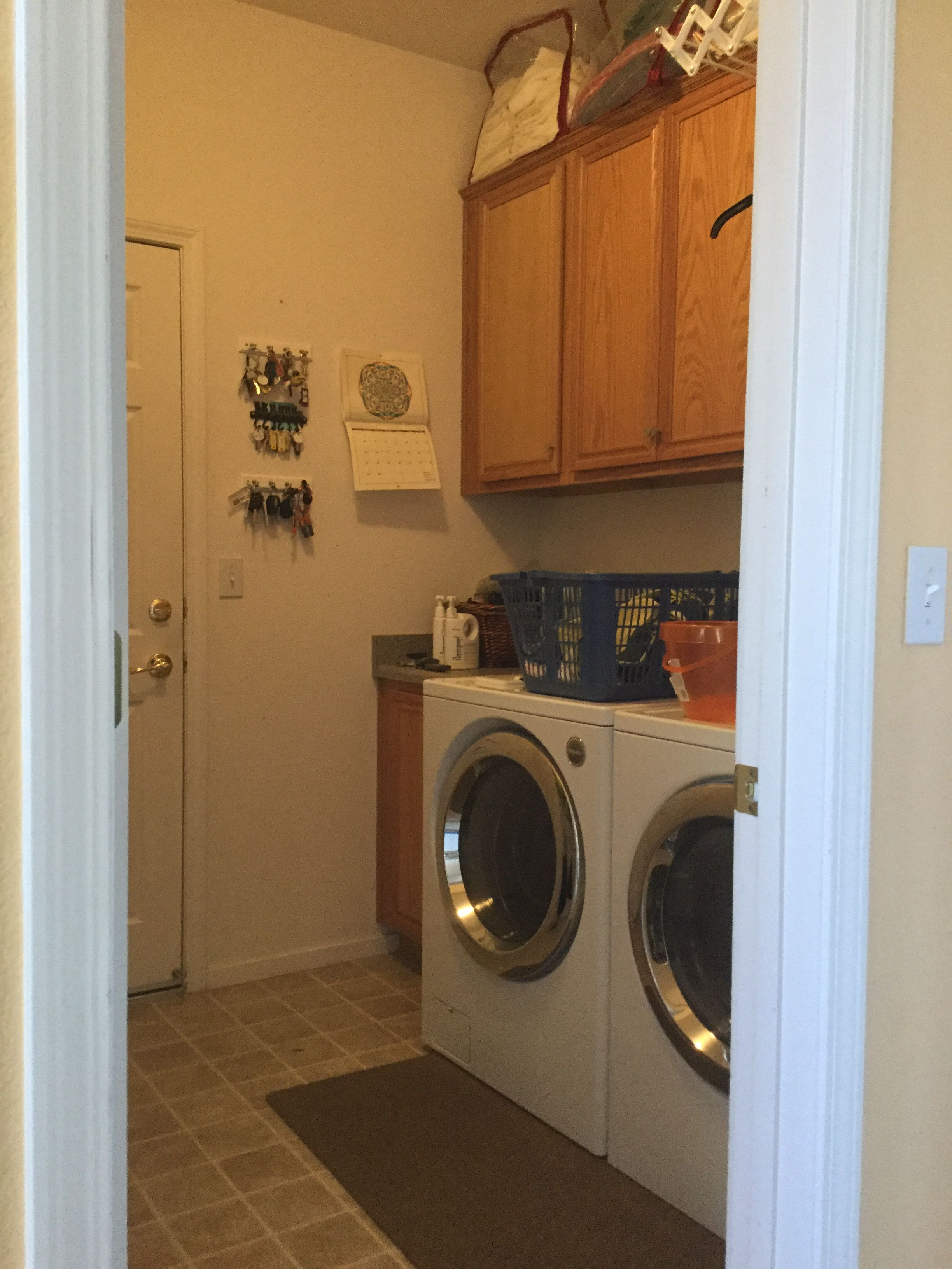 Before Home appliances, Washer and dryer, Stacked washer
