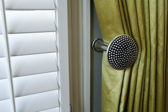17 Best Ideas About Curtain Poles And Tracks Inspiration On ... Curtains  Ideas Contemporary Curtain Holdbacks ...