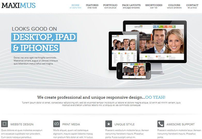 30 fresh wordpress business themes wordpress business and 30 fresh wordpress business themes wajeb Gallery