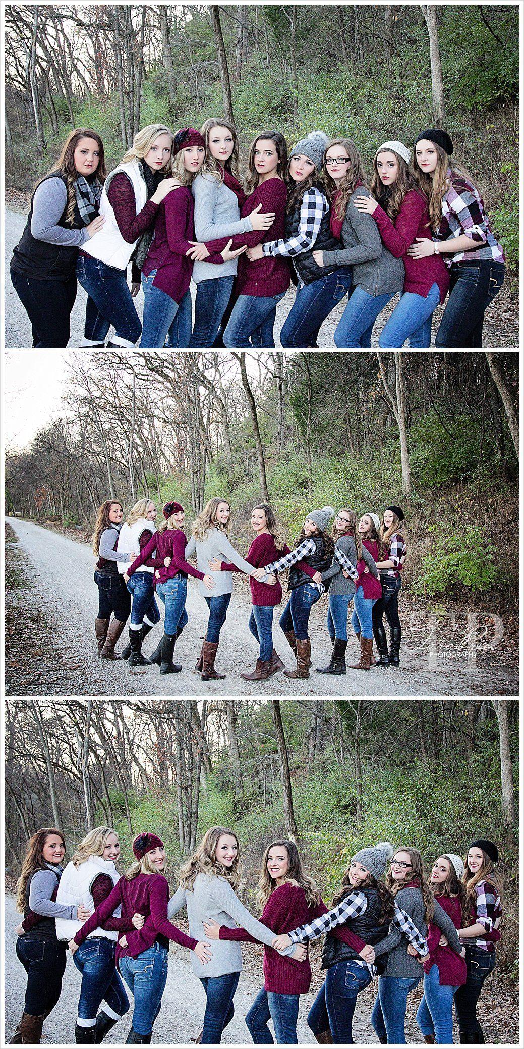 TPP Senior Models Fall Fun with Horses in Festus Mo. #familyphotooutfits