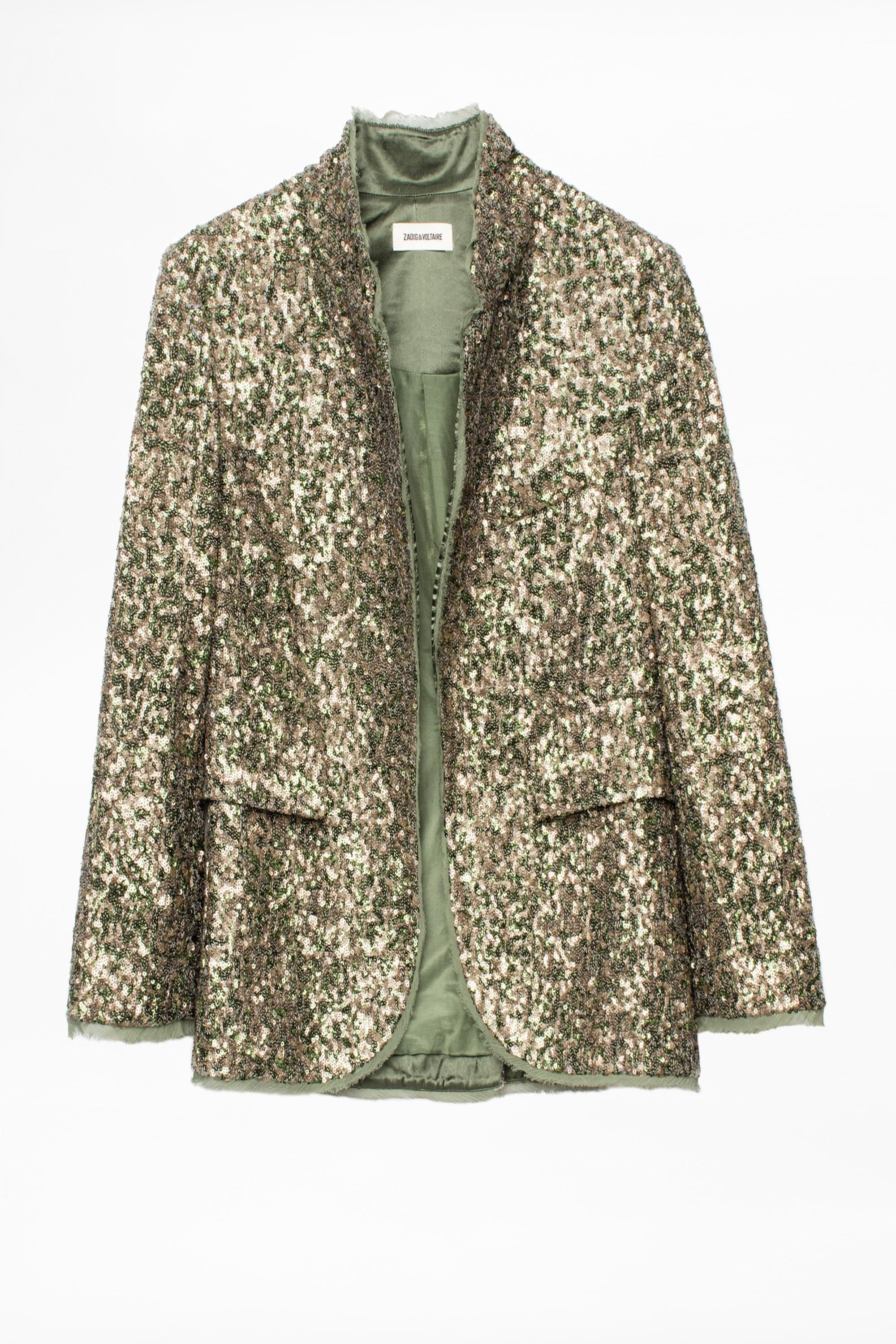 682ccf4e Verys Sequin Jacket - jacket women's | Zadig&Voltaire | :: STYLISH ...