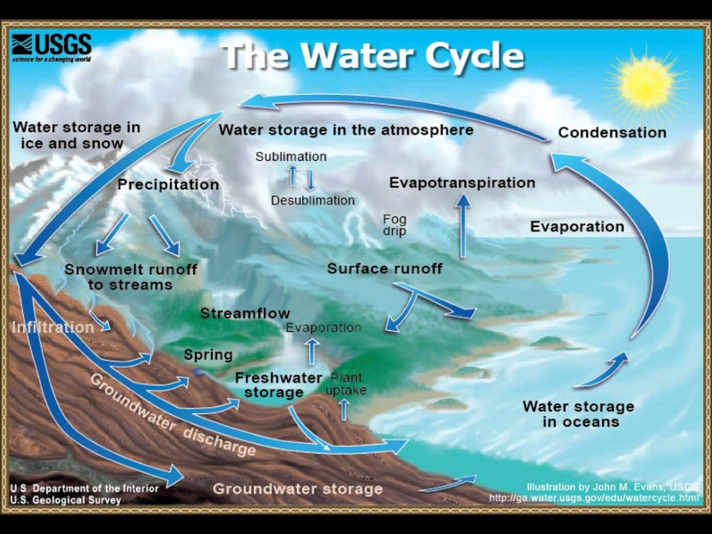 Water Cycle Song Super Fun To Listen Too And Engaging