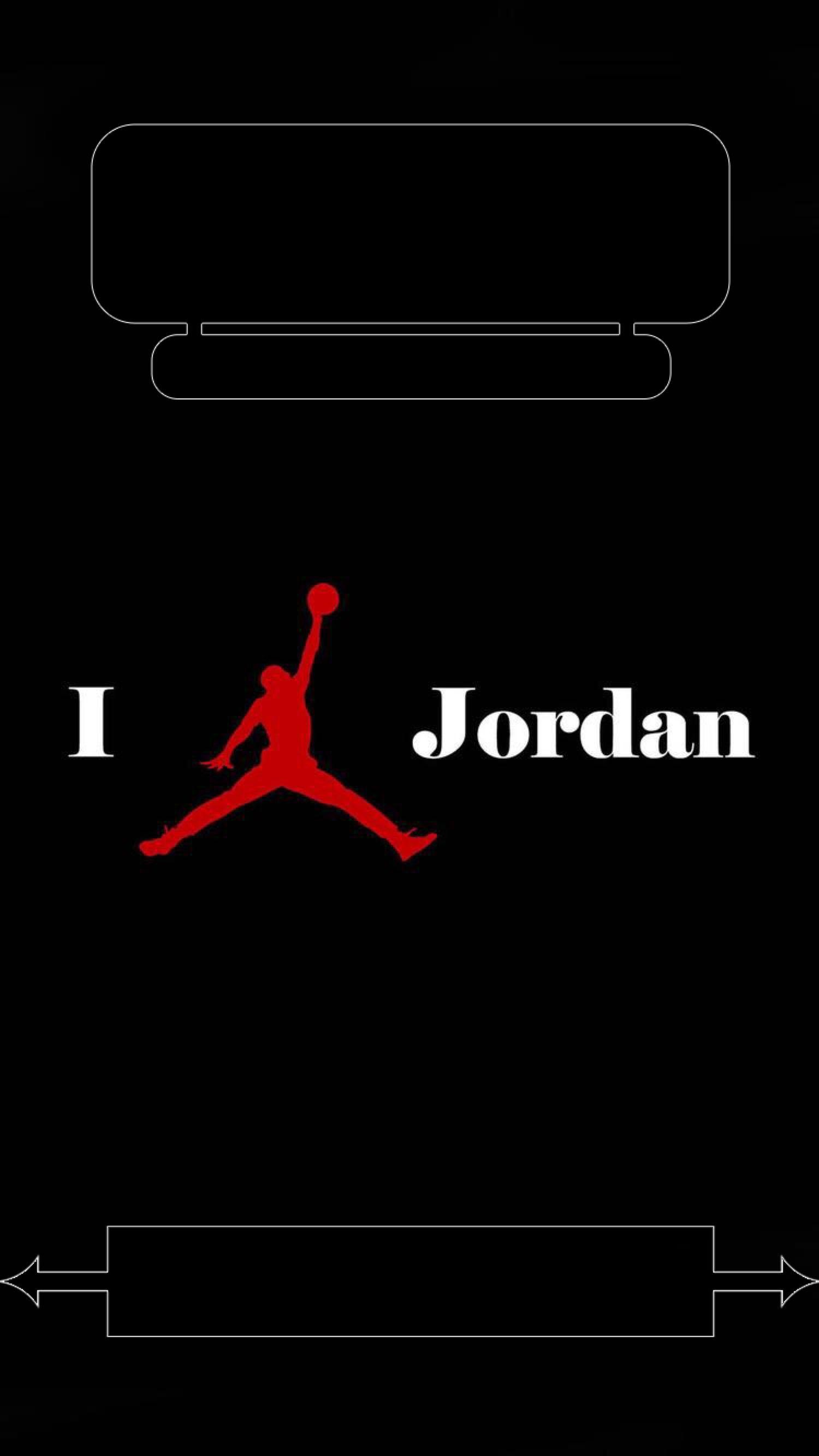 Tap And Get The Free App Lockscreens Art Creative Basketball Michael Jordan I Love This Game Shortcut Red Hd Iphone 6 Lock Screen
